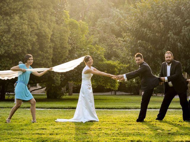 Il matrimonio di Davide  e Jenny a Treviso, Treviso 15