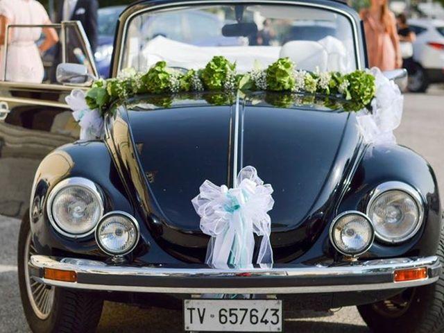 Il matrimonio di Davide  e Jenny a Treviso, Treviso 16