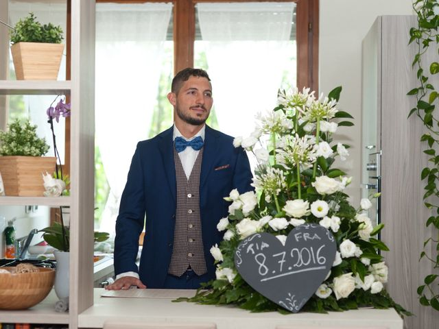 Il matrimonio di Mattia e Francesca a Milano, Milano 3