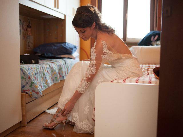 Il matrimonio di Mattia e Francesca a Milano, Milano 5
