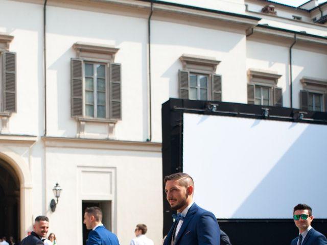 Il matrimonio di Mattia e Francesca a Milano, Milano 12
