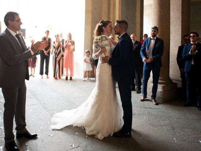 Il matrimonio di Mattia e Francesca a Milano, Milano 14