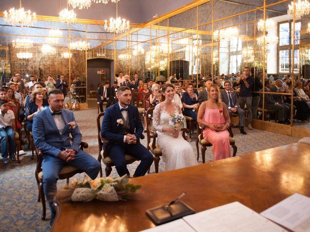 Il matrimonio di Mattia e Francesca a Milano, Milano 15