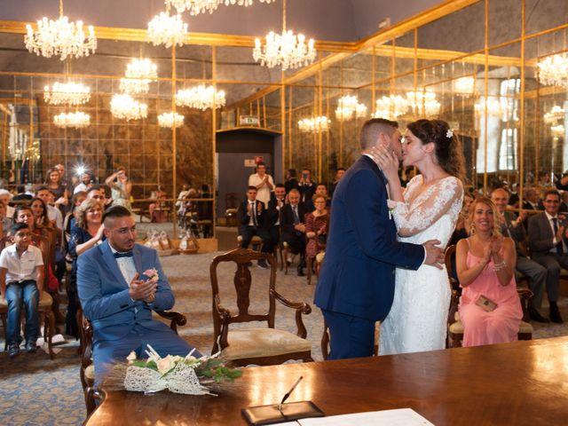 Il matrimonio di Mattia e Francesca a Milano, Milano 16