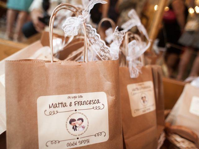 Il matrimonio di Mattia e Francesca a Milano, Milano 17