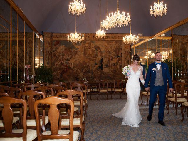 Il matrimonio di Mattia e Francesca a Milano, Milano 18