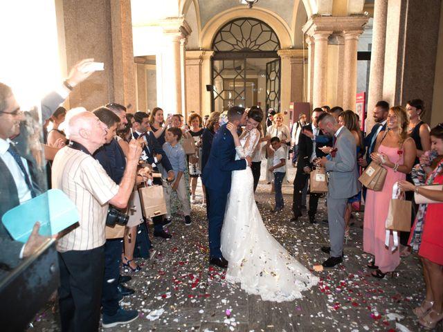 Il matrimonio di Mattia e Francesca a Milano, Milano 19