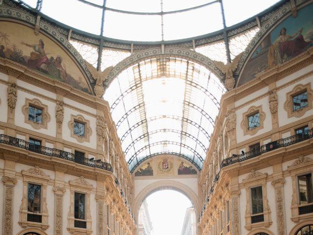 Il matrimonio di Mattia e Francesca a Milano, Milano 25