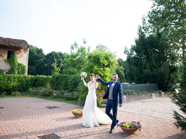 Il matrimonio di Mattia e Francesca a Milano, Milano 29