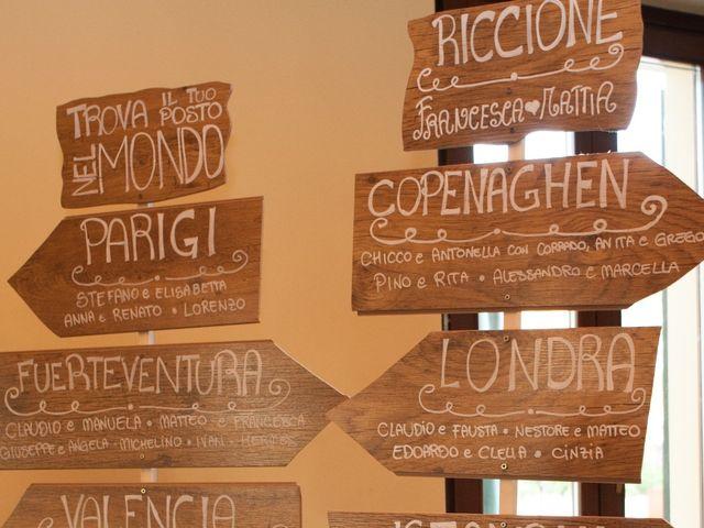 Il matrimonio di Mattia e Francesca a Milano, Milano 34