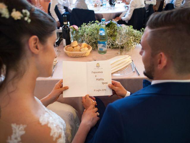 Il matrimonio di Mattia e Francesca a Milano, Milano 35