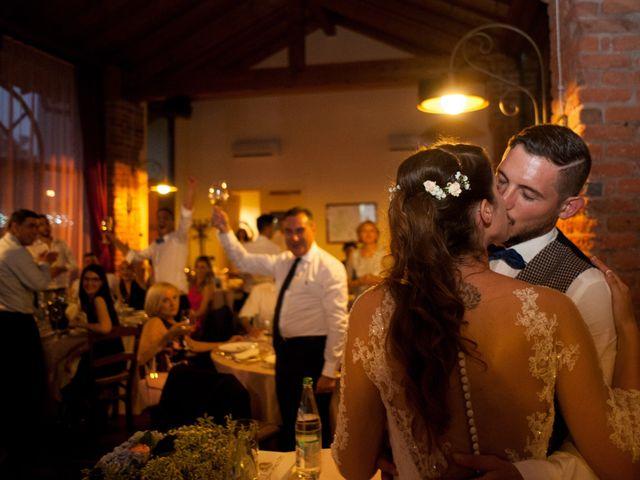 Il matrimonio di Mattia e Francesca a Milano, Milano 36