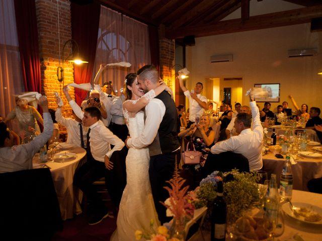 Il matrimonio di Mattia e Francesca a Milano, Milano 37