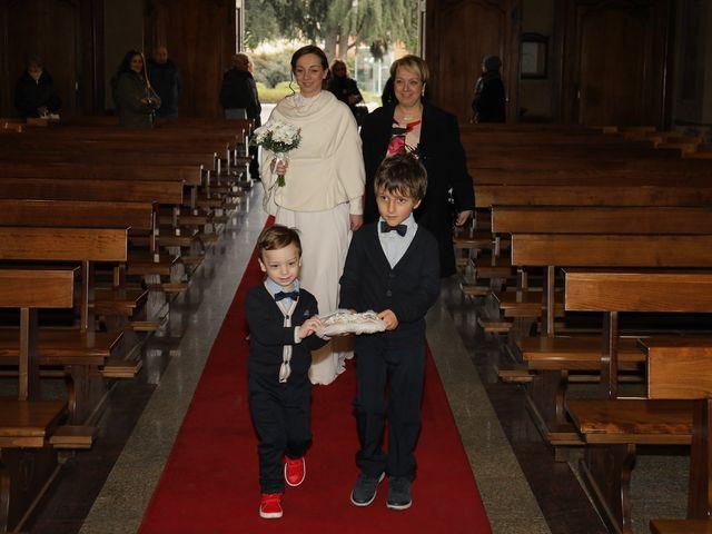 Il matrimonio di Andrea e Elena a Cornaredo, Milano 34