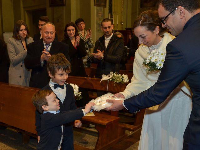 Il matrimonio di Andrea e Elena a Cornaredo, Milano 35