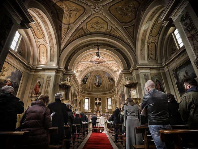 Il matrimonio di Andrea e Elena a Cornaredo, Milano 38