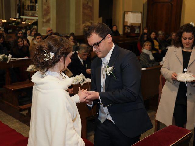 Il matrimonio di Andrea e Elena a Cornaredo, Milano 44