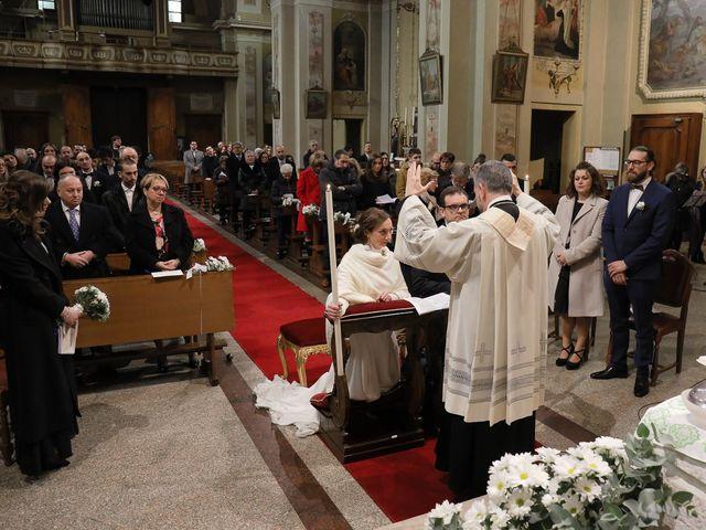Il matrimonio di Andrea e Elena a Cornaredo, Milano 48