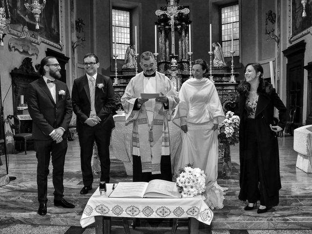Il matrimonio di Andrea e Elena a Cornaredo, Milano 50