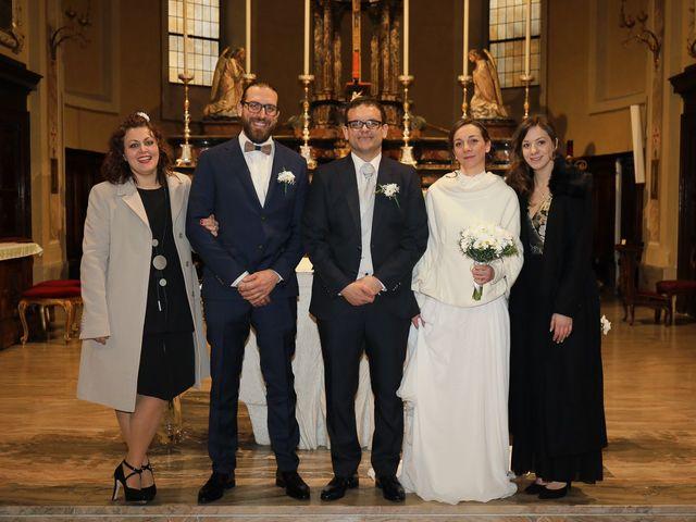 Il matrimonio di Andrea e Elena a Cornaredo, Milano 58