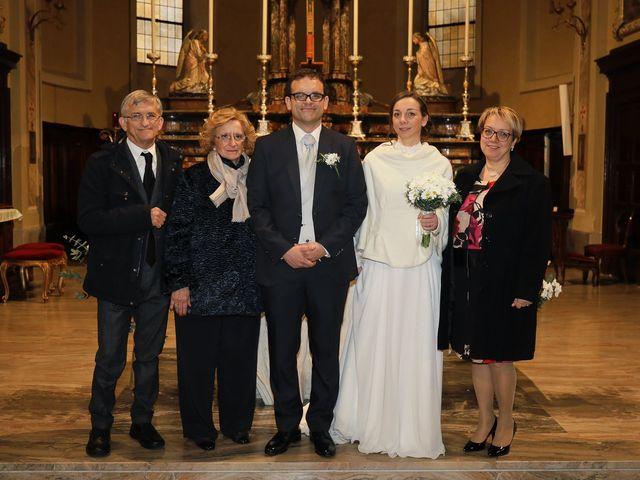 Il matrimonio di Andrea e Elena a Cornaredo, Milano 59
