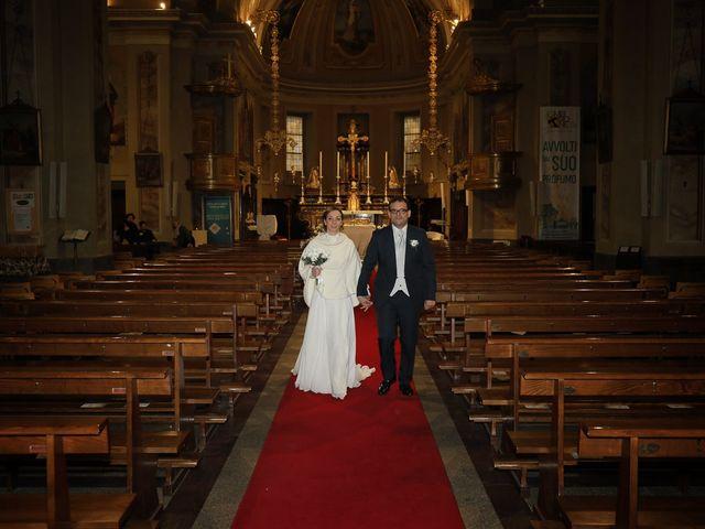 Il matrimonio di Andrea e Elena a Cornaredo, Milano 63