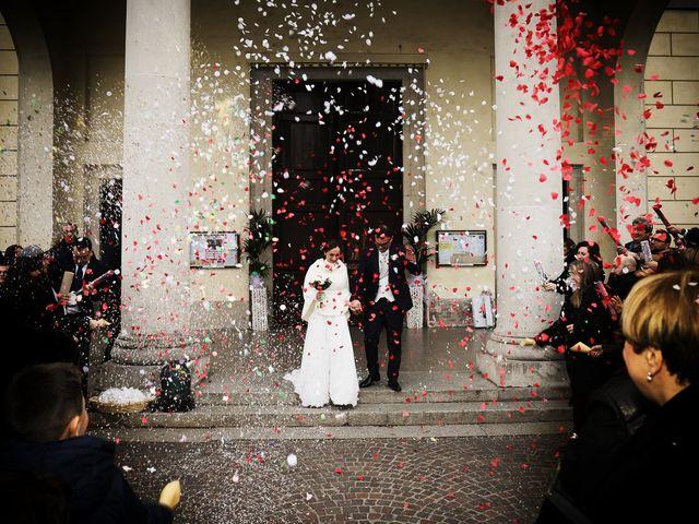 Il matrimonio di Andrea e Elena a Cornaredo, Milano 64