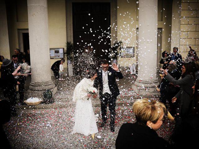 Il matrimonio di Andrea e Elena a Cornaredo, Milano 65
