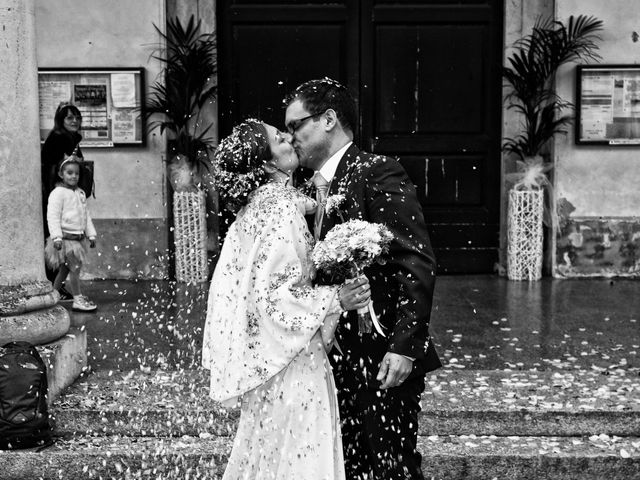 Il matrimonio di Andrea e Elena a Cornaredo, Milano 67