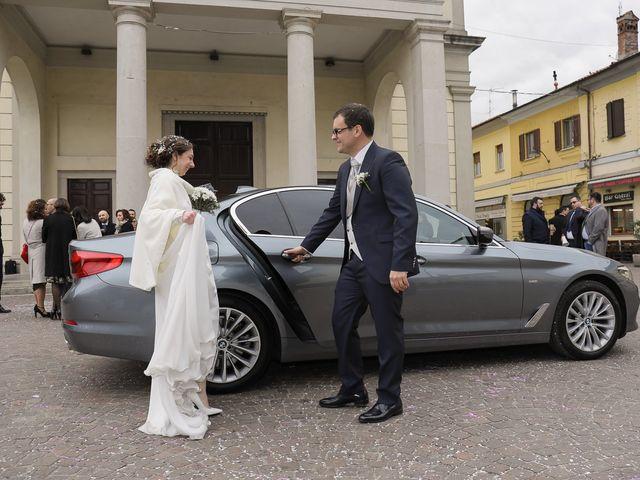 Il matrimonio di Andrea e Elena a Cornaredo, Milano 70
