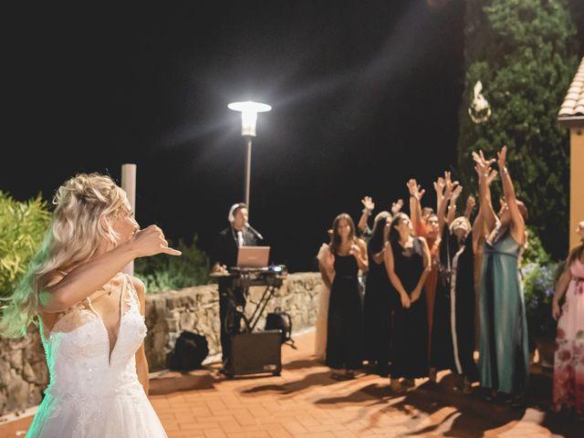 Il matrimonio di Marcello e Angelica a Gradara, Pesaro - Urbino 2
