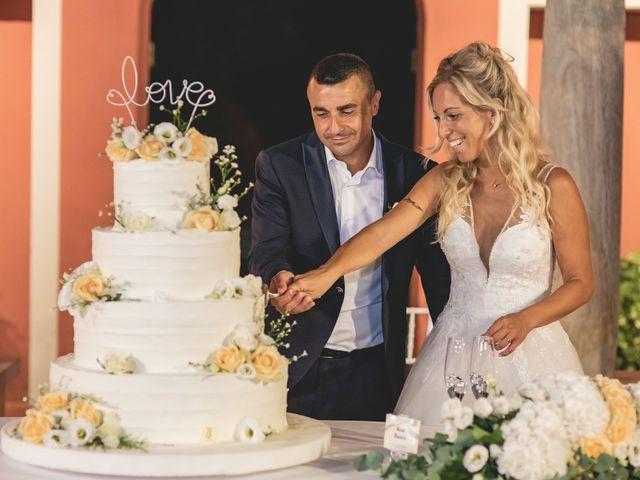 Il matrimonio di Marcello e Angelica a Gradara, Pesaro - Urbino 5