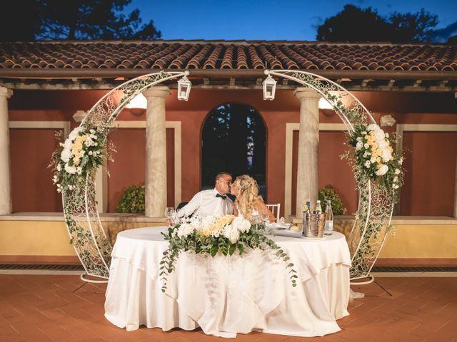 Il matrimonio di Marcello e Angelica a Gradara, Pesaro - Urbino 9