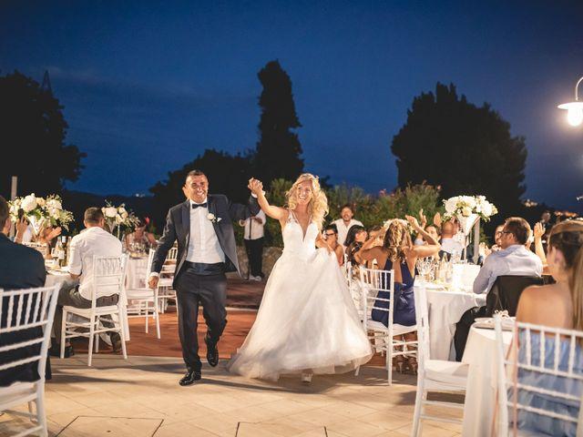 Il matrimonio di Marcello e Angelica a Gradara, Pesaro - Urbino 10