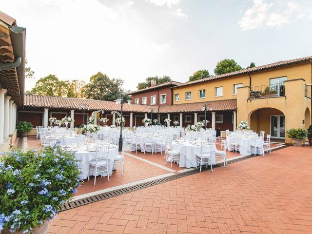 Il matrimonio di Marcello e Angelica a Gradara, Pesaro - Urbino 11