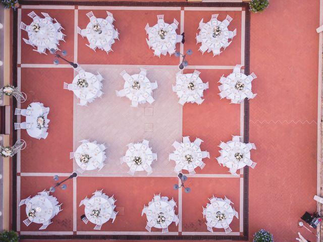 Il matrimonio di Marcello e Angelica a Gradara, Pesaro - Urbino 13