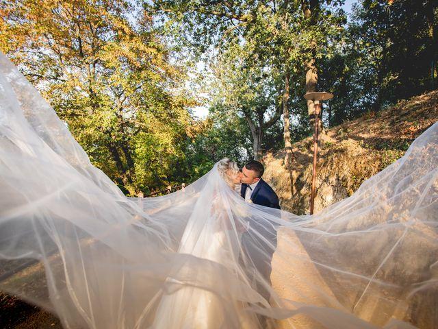 Il matrimonio di Marcello e Angelica a Gradara, Pesaro - Urbino 1