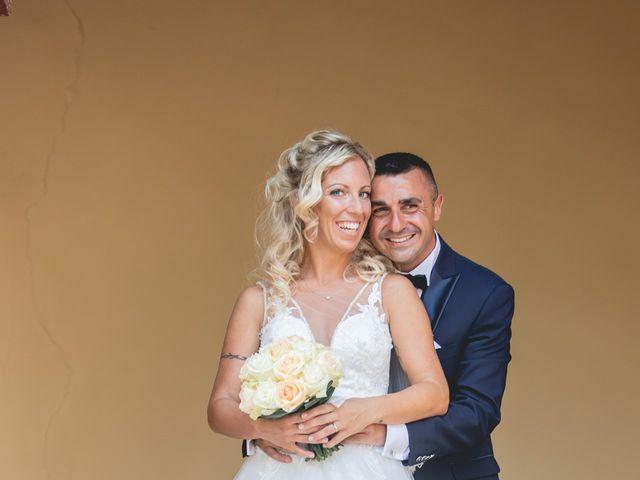 Il matrimonio di Marcello e Angelica a Gradara, Pesaro - Urbino 18