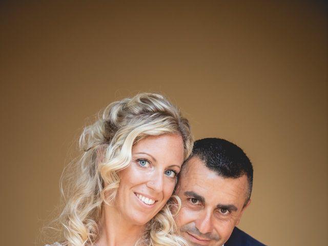 Il matrimonio di Marcello e Angelica a Gradara, Pesaro - Urbino 19