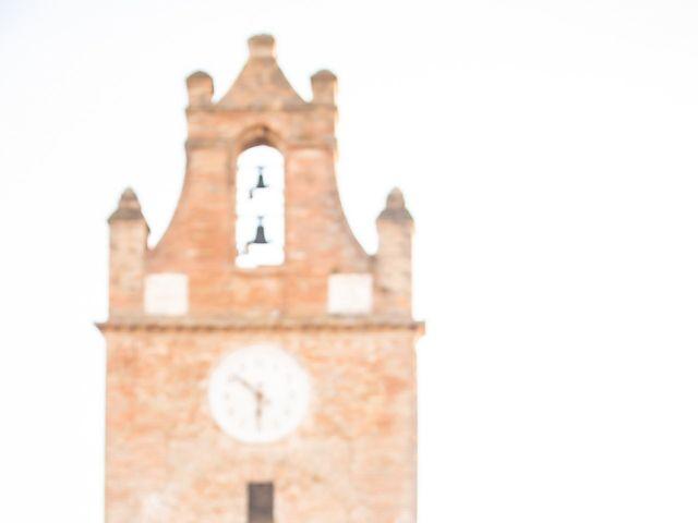 Il matrimonio di Marcello e Angelica a Gradara, Pesaro - Urbino 20