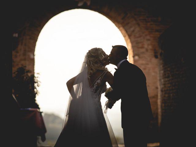 Il matrimonio di Marcello e Angelica a Gradara, Pesaro - Urbino 21