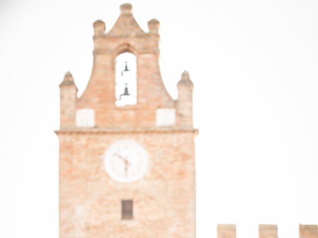 Il matrimonio di Marcello e Angelica a Gradara, Pesaro - Urbino 22