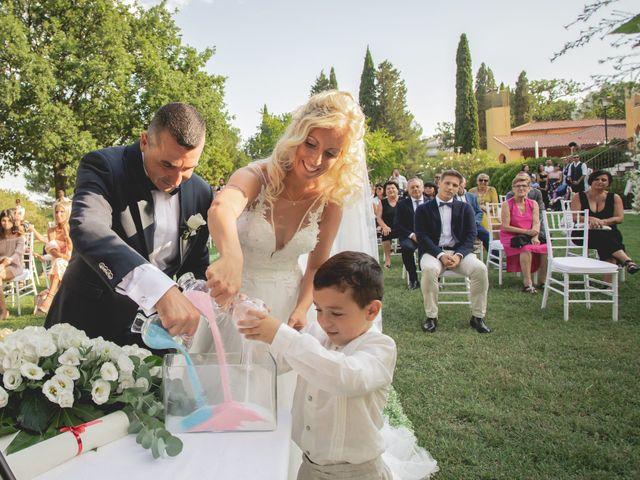 Il matrimonio di Marcello e Angelica a Gradara, Pesaro - Urbino 30