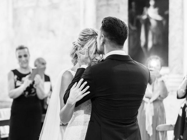 Il matrimonio di Flavia e Tommaso a Roma, Roma 15