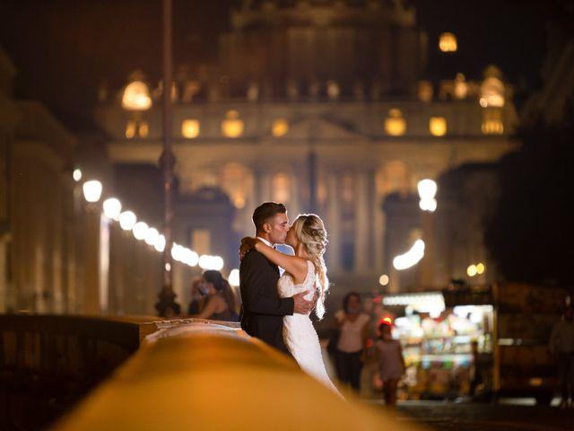 Il matrimonio di Flavia e Tommaso a Roma, Roma 20