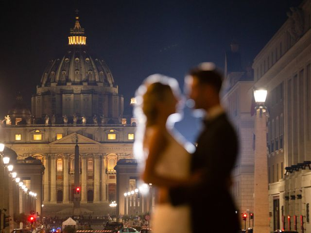 Il matrimonio di Flavia e Tommaso a Roma, Roma 21