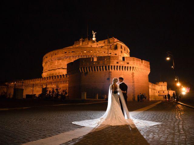 Il matrimonio di Flavia e Tommaso a Roma, Roma 22