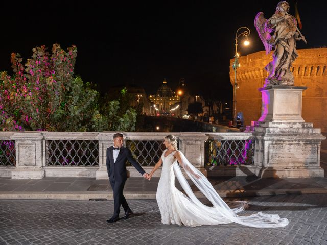 Il matrimonio di Flavia e Tommaso a Roma, Roma 23