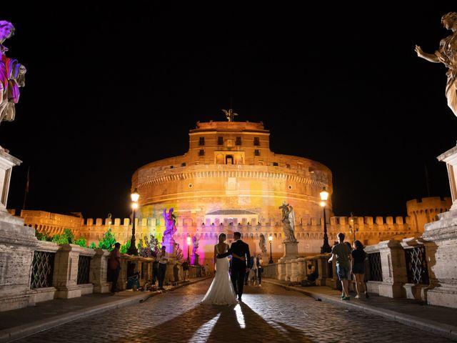 Il matrimonio di Flavia e Tommaso a Roma, Roma 24