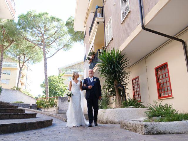 Il matrimonio di Flavia e Tommaso a Roma, Roma 34